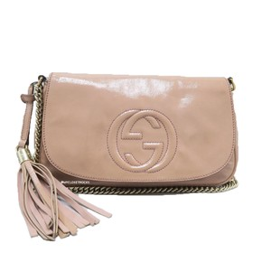299a48c95dd6 Patent Leather Gucci Bags - 70% - 90% off at Tradesy