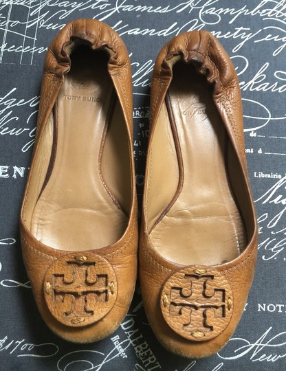 Tory Burch nude/camel Wedges Image 10