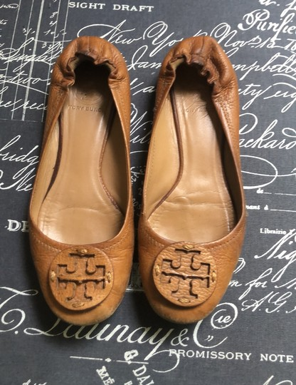 Tory Burch nude/camel Wedges Image 2