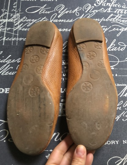 Tory Burch nude/camel Wedges Image 4