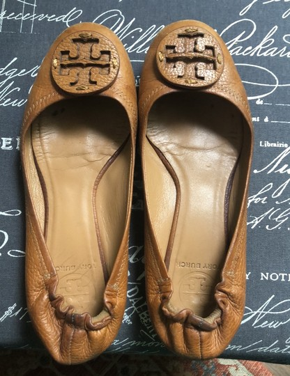 Tory Burch nude/camel Wedges Image 7