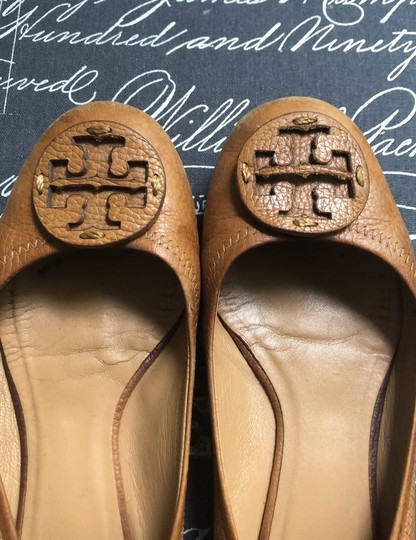 Tory Burch nude/camel Wedges Image 8