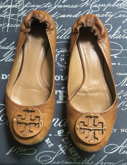 Tory Burch nude/camel Wedges Image 9