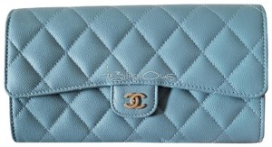 Chanel 18C CLASSIC FLAP LONG WALLET