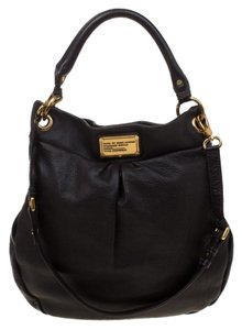 Marc by Marc Jacobs Leather Classic Hillier Hobo Bag