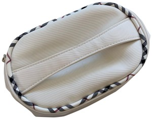 Burberry Cosmetic Case with Zipper and Pockets