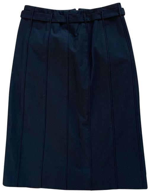 Item - Black Eracle Pleated 38 Skirt Size OS (one size)