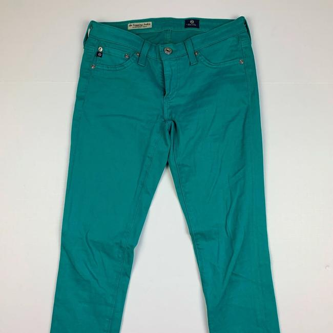 AG Adriano Goldschmied Cotton Jeggings Image 1
