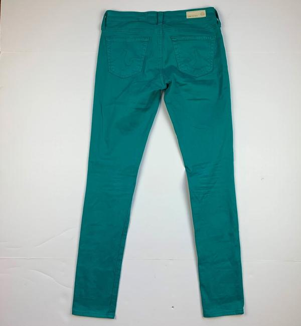 AG Adriano Goldschmied Cotton Jeggings Image 3