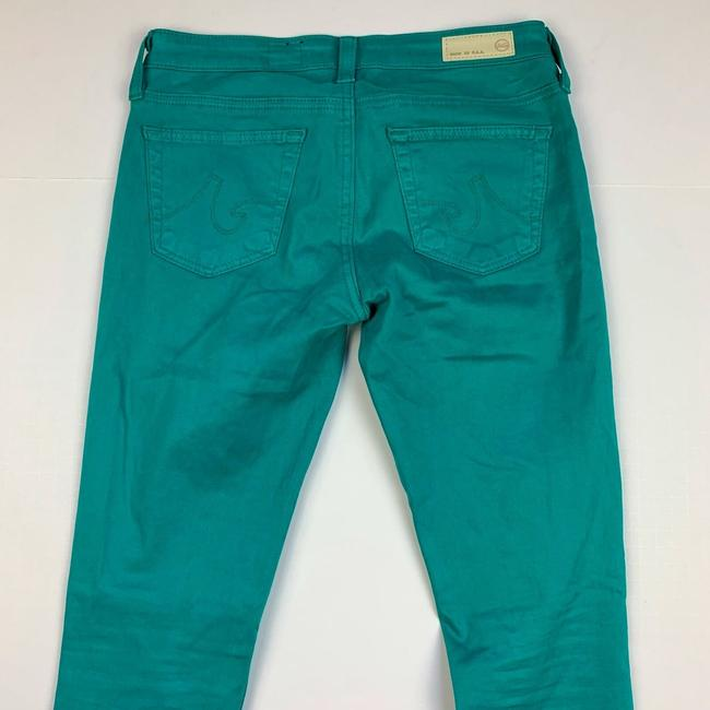 AG Adriano Goldschmied Cotton Jeggings Image 4