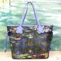 Louis Vuitton Masters Monet Neverfull Mm Multi-color Tote in Multi Image 2