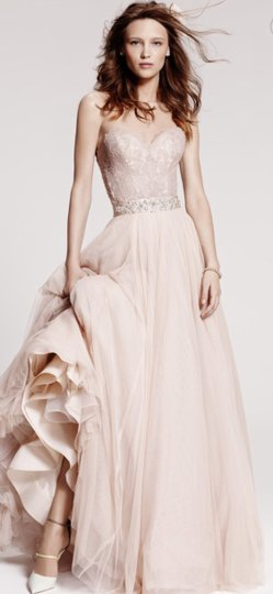 Watters & Watters Bridal Blush Tulle The Top