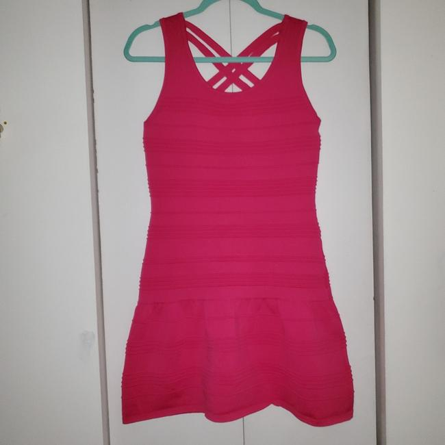 Forever 21 short dress Hot Pink on Tradesy Image 1