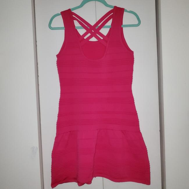 Forever 21 short dress Hot Pink on Tradesy Image 2