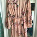 Pink Floral Dress short dress on Tradesy Image 2