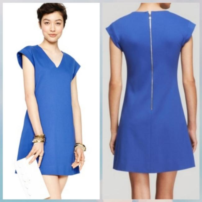 Kate Spade short dress Blue on Tradesy Image 2