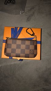 Louis Vuitton Cles/Key Pouch