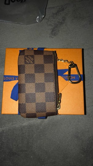 Louis Vuitton Cles/Key Pouch Image 1
