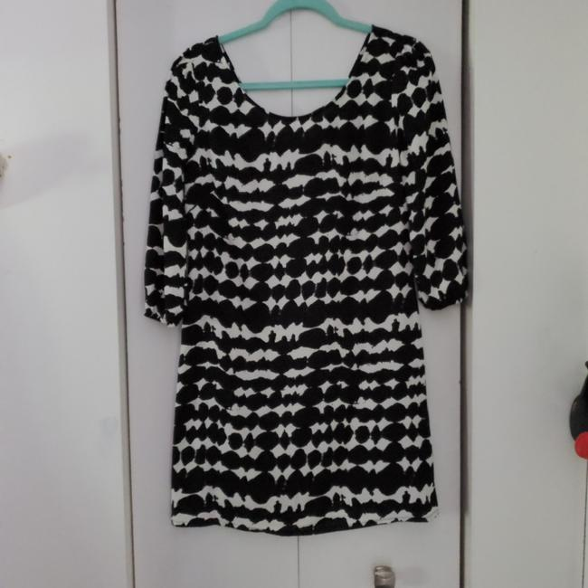 Preload https://item1.tradesy.com/images/love-culture-black-and-cream-gd4118-short-casual-dress-size-petite-8-m-25321905-0-0.jpg?width=400&height=650