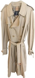 Burberry Full Length Trench Coat