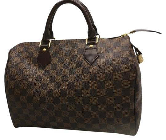 Preload https://img-static.tradesy.com/item/25321949/louis-vuitton-speedy-damier-ebene-coated-canvas-boston-satchel-0-2-540-540.jpg