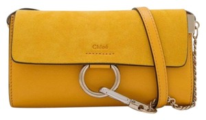 Chloé Wallet On Chain Clutch Cross Body Bag