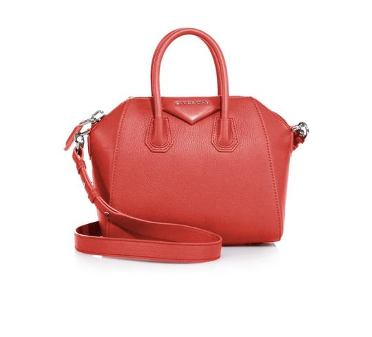 Givenchy Satchel in Bright Red Image 1