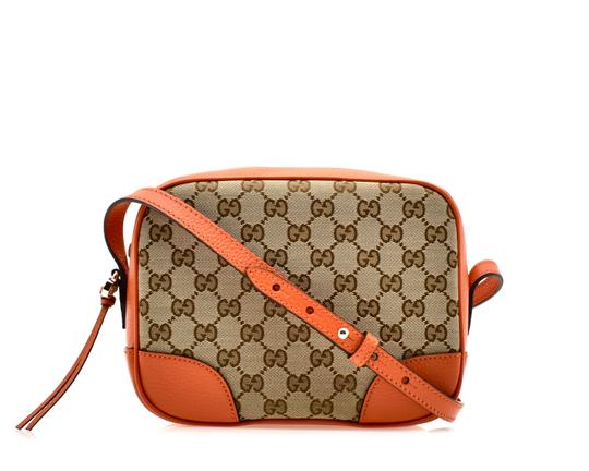 11b8fd1534b Gucci Messenger Gg Gucissima Cross Body Bag Image 0 ...