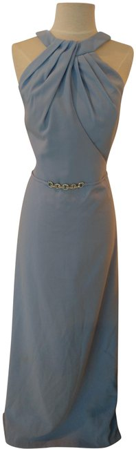 Item - Carolina Blue Style # 2937 Long Formal Dress Size 16 (XL, Plus 0x)