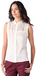 8a9348302f3200 White Rachel Zoe Blouses - Up to 70% off a Tradesy