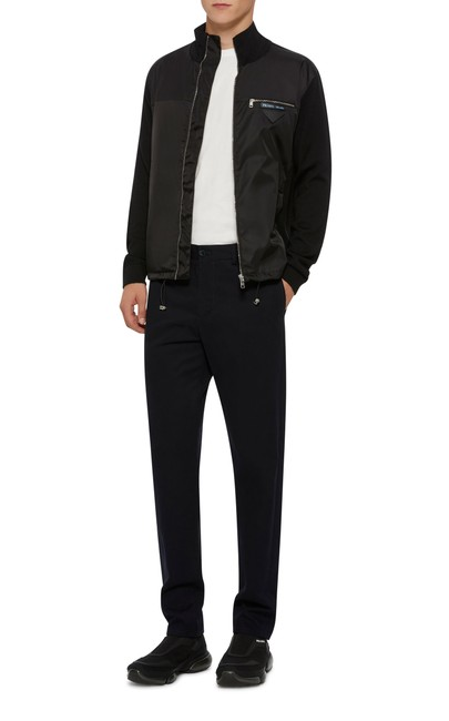Item - Black Draped Coated with Zippers Pants Size 10 (M, 31)