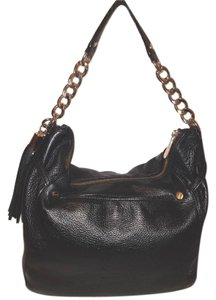 9c869a110e4e Michael Kors Leather Euc Refurbished Lined Hobo Bag