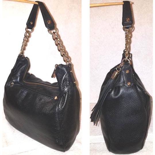 Michael Kors Leather Euc Refurbished Lined Hobo Bag Image 2