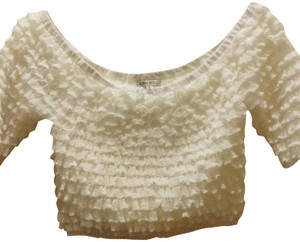 Ronny Kobo Collection Top White