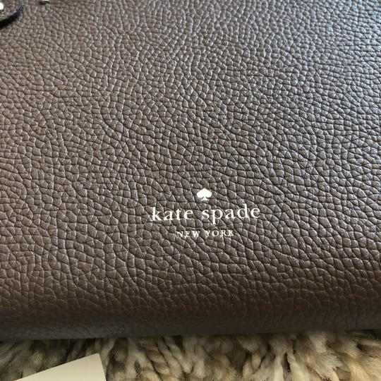 Kate Spade Sharalarchmont Wristlet in Light Walnut Image 3