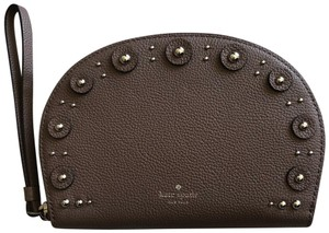 Kate Spade Wristlet in Light Walnut