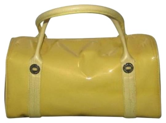Preload https://img-static.tradesy.com/item/25324/cole-haan-has-inside-compartment-for-cell-phone-yellow-patent-leather-satchel-0-1-540-540.jpg