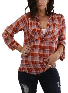 10b3c0593d3 Orange Joie Blouses - Up to 70% off a Tradesy