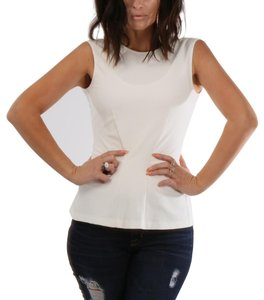 Stella McCartney Casual Top White
