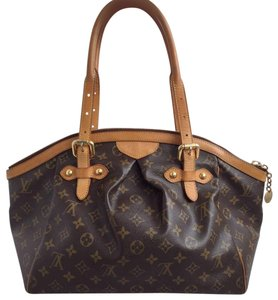 Louis Vuitton Tivoli Tivoli Gm Lv Tivoli Gm Monogram Lv Tivoli Gm Tote in Brown