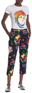 Moschino Straight Pants multi with tag