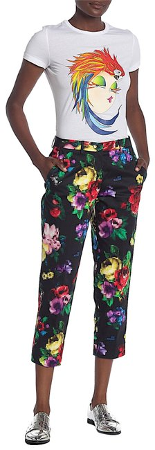 Item - Multi with Tag Pantalone Floral Pants Size 4 (S, 27)