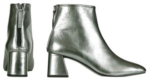 Topshop silver Boots