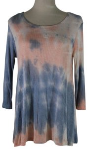 Ambiance Top Tie Dye