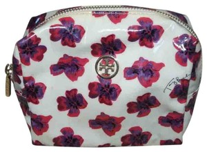 Tory Burch Tory Burch Brigitte Flower Floral Cosmetic Pouch