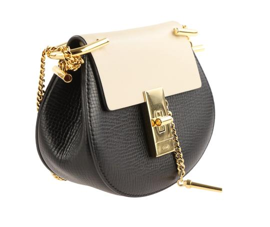 Chloé Drew Nano Two-tone Tumbled Cross Body Bag Image 1