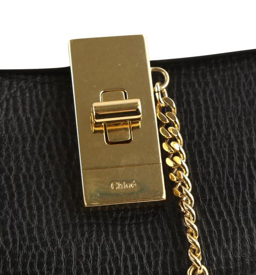 Chloé Drew Nano Two-tone Tumbled Cross Body Bag Image 6