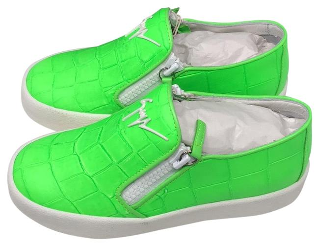 Item - Green New May Lond Moc Donna Sneakers Size EU 36 (Approx. US 6) Regular (M, B)