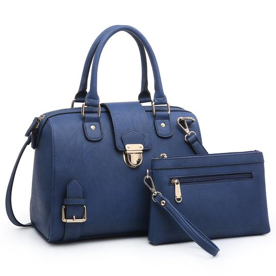 Dasein Handbags Purses Satchel Image 1