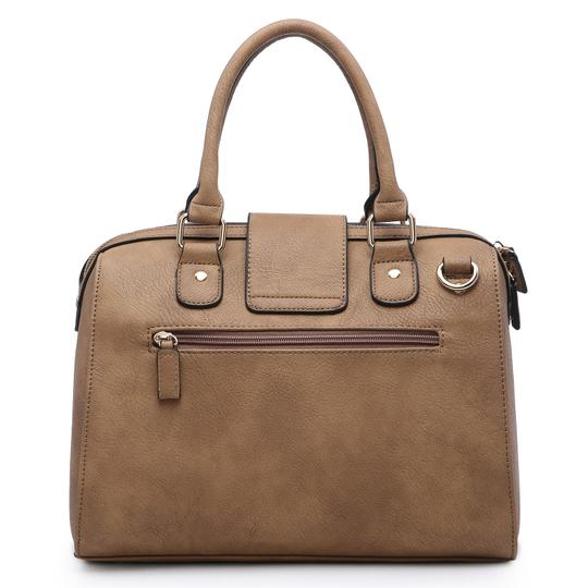 Dasein Handbags Purses Satchel Image 3